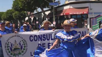 Todo listo en Los Ángeles para las celebraciones de la independencia de los países centroamericanos