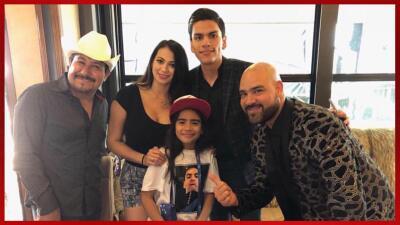 El Bueno, La Mala y El Feo ayudaron a una fan de Virlan García a cumplir su sueño