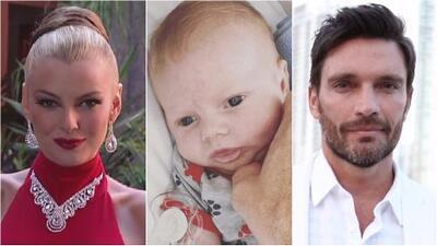 Marjorie de Sousa pide una prueba de ADN para dejar claro que Julián Gil es el papá de Matías