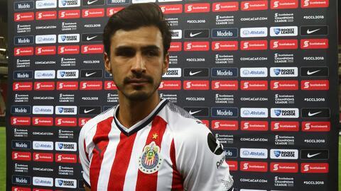 Alanís confesó su deseo de terminar la temporada con un título porque podría salir de Chivas en junio