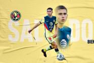 América anuncia el fichaje de Salvador Reyes para el Apertura 2021