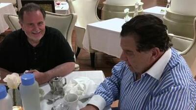 Don Francisco sorprende a El Gordo con su visita y termina creyendo que solo come limón para bajar de peso