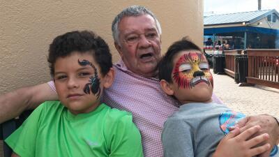 """""""Lo más bello que uno puede tener"""": esto es lo que piensan de sus abuelos algunos seguidores de Univision 45"""