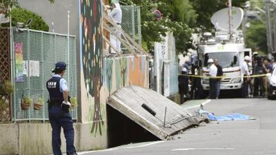 Una niña de nueve años entre los tres muertos por un fuerte terremoto en Japón