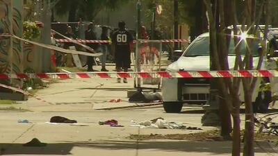 Seis personas resultaron heridas durante un tiroteo en Jacksonville