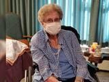 Dos pandemias no pudieron con ella: esta anciana de 107 años vivió la gripe española y superó un contagio con coronavirus