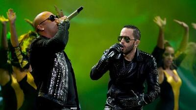 El mensaje de Wisin y Yandel a Aleks Syntek sobre el reggaeton, con invitación incluida