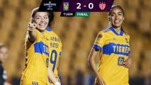 Resumen | Tigres Femenil domina y doblega 2-0 a Necaxa