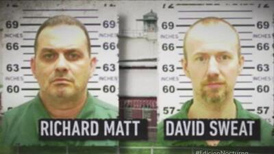 ¿Cómo se escaparon Sweat y Matt de la prisión?