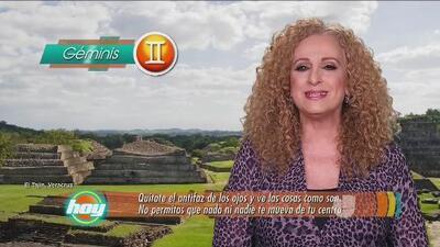 Mizada Géminis 10 de abril de 2017