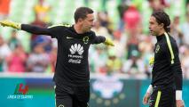 Óscar Jiménez revela que en algún momento no le cayó bien Marchesín