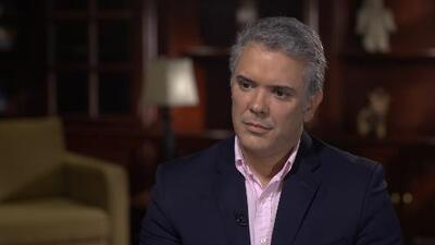 Entrevista: Patricia Janiot conversa con Iván Duque