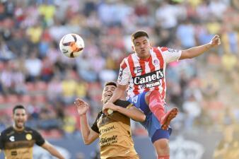 En fotos: El superlíder Atlético San Luis no pudo ante Dorados tras empatar a dos goles
