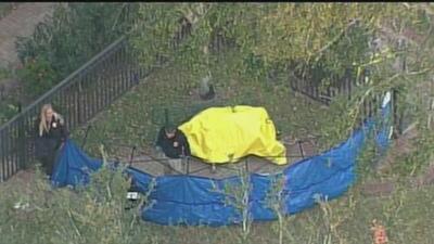 Encuentran a un hombre muerto dentro de un área de juegos para niños en Pembroke Pines