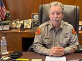 Frustrante y vergonzoso: Sheriff de Kern habla sobre escándalo de venta de drogas en su oficina