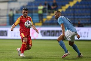 Gales empató 1-1 con Albania, Rusia venció 1-0 a Bulgaria, Israel venció como visita 1-3 sobre Montenegro y Suecia goleó 3-1 a Armenia.
