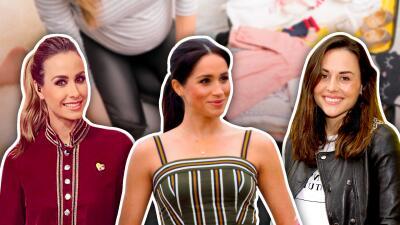 Ellas tendrán un bebé en 2019: famosas que despiden el año embarazadas