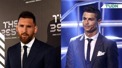 Messi votó por CR7; Cristiano no votó por Messi