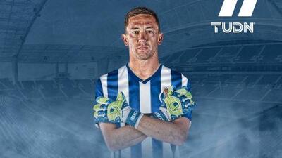 Agustín Marchesín está a una firma de ser jugador del Porto