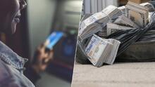 Arrestan a mujer por no querer devolver $1.2 millones que el banco le depositó por error