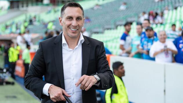 'Chaco' y el perfil para ser Director Deportivo de La Máquina