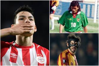 'Chucky', 'Diablo', 'Estrangulador' y otros apodos de terror en el mundo del fútbol