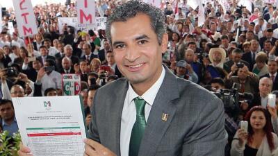 Enrique Ochoa, el hombre clave de Peña Nieto, nuevo presidente del PRI