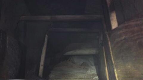 Descubren un narcotúnel en Nogales que conecta Sonora con Arizona