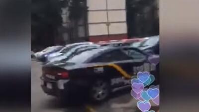 Autores de actos poco cívicos denunciados en video alegan violación de DDHH en México
