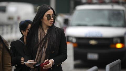 Emma Coronel, esposa de 'El Chapo', quiere lanzar una marca de ropa con el nombre del narco