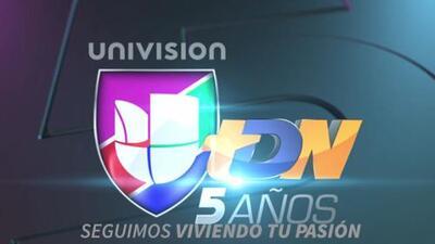 Reglas del Sorteo Univision Deportes Quinto Aniversario