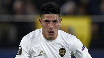 Facundo Roncaglia destacó que Valencia haya sacado el arco en cero ante Villarreal