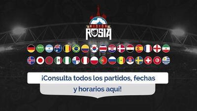 Revisa los cruces de cuartos de final, los resultados y la agenda de la parte más caliente del Mundial
