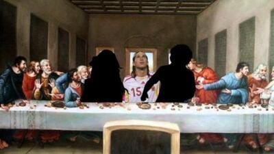 ¿Será verdad? Sergio Ramos tendría en su casa una réplica de 'La última cena' en la que él es Jesucristo