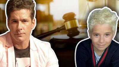 En exclusiva: Fernando Carrillo revela porqué decidió renunciar definitivamente a su hijo