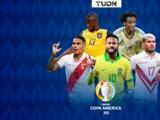 Grupo B Copa América: El camino de Brasil podría volverse rocoso