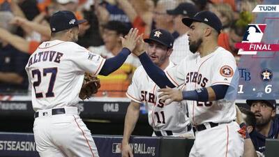 Astros, a la Serie de Campeonato de la Americana