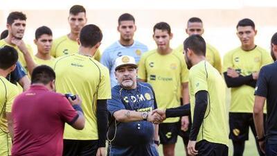 La locura por Maradona en Sinaloa está a flor de piel