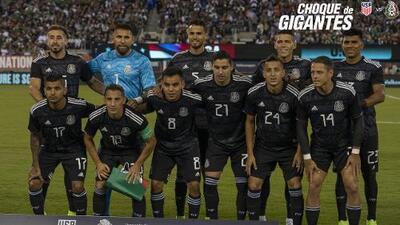 El 1x1 de México ante Team USA