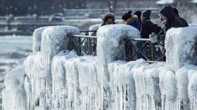 De qué se trata esta 'bomba meteorológica' que está congelando gran parte del país