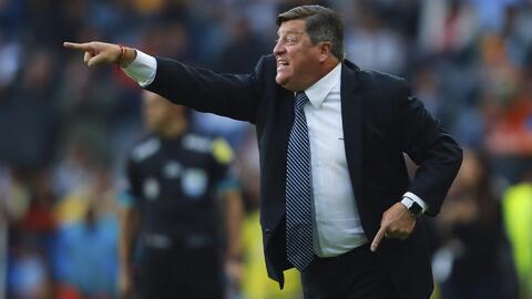 """Herrera y el punto de quiebre de Cruz Azul: """"Dejan espacios porque atacan con muchos jugadores"""""""