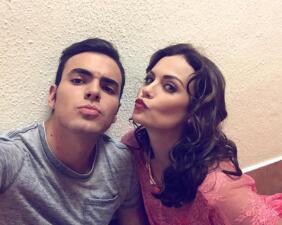 Laura Carmine y Adriano Zendejas terminaron su noviazgo