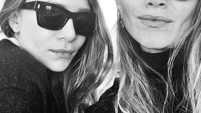 Mary-Kate y Ashley Olsen debutan en redes sociales