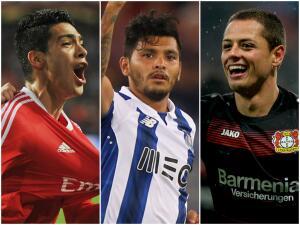 El panorama de los mexicanos en octavos de final de la Champions League