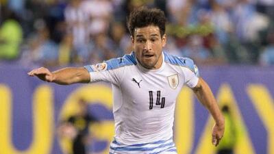Nicolás Lodeiro, convocado por Uruguay para los amistosos ante Brasil y Francia en noviembre