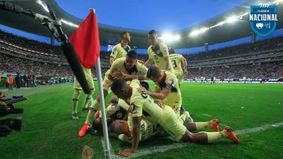 En fotos: ¡Otro Clásico Nacional para el América! Las Águilas superaron con claridad a Chivas