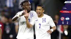Honduras obtiene tres puntos de oro como visitante