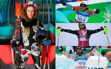 La evolución (¿o involución?) de los uniformes de México en Olímpicos de Invierno