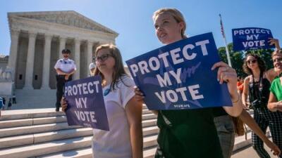 El rediseño de distritos electorales: la otra decisión de la Corte Suprema que puede afectar la representación de los latinos