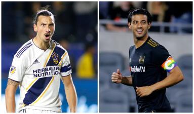 La lucha por la Bota de Oro en el 'Decision Day' de la MLS